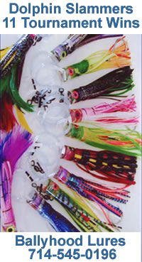 Ballyhood Top Gun Lures