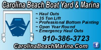 Carolina Beach Boat Yard and Marina