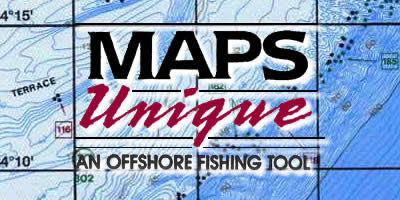 Offshore Fishing Maps